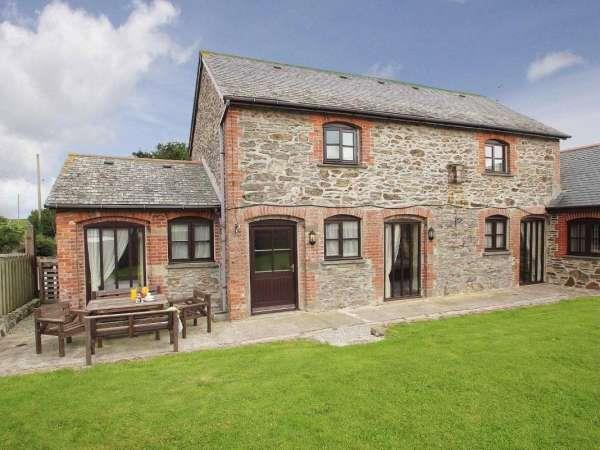Byre Cottage in Cornwall