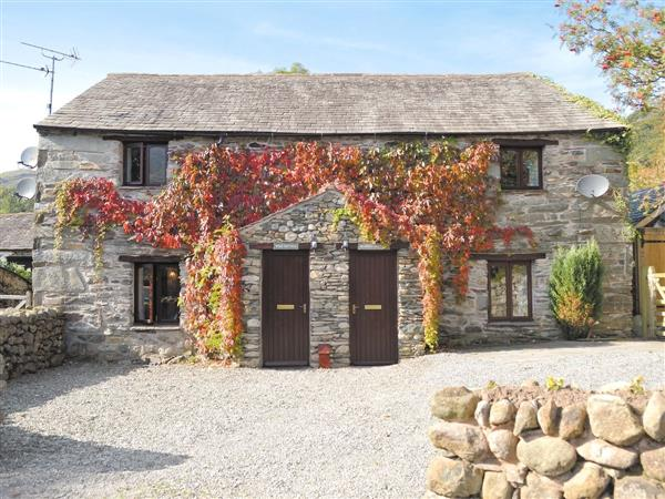 Byre Cottage in Cumbria