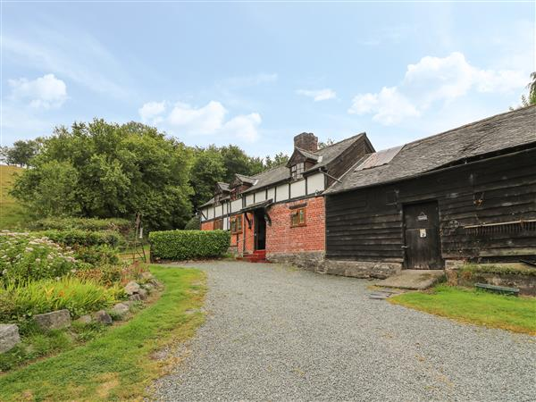 Caerau Farm House from Sykes Holiday Cottages