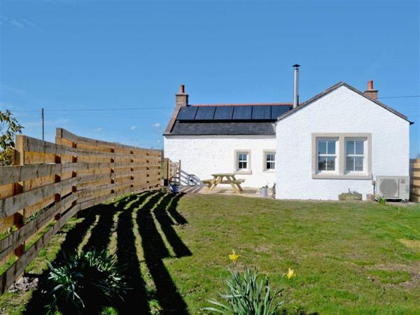 Caerlaverock Cottages - Hollins Cottage in Dumfriesshire