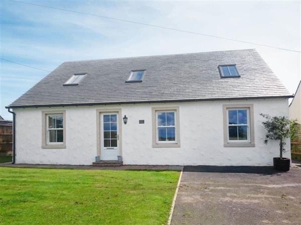 Caerlaverock Cottages - Keepers Cottage in Dumfriesshire