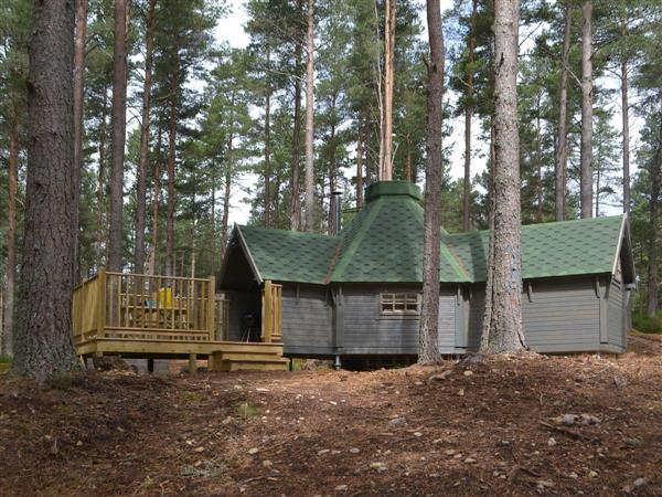 Cairngorm Bothies - Foresters Bothy from Cottages 4 You
