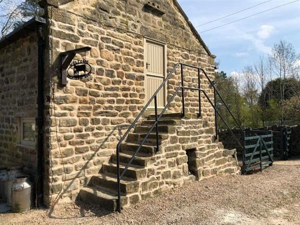 Calf Close Barn in Derbyshire
