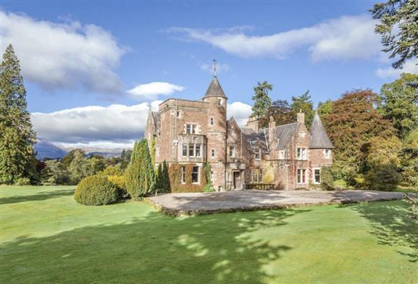 Callander House in Perthshire