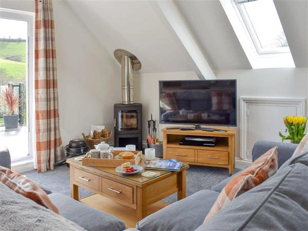 Camelia Cottage in Polmassick, near St Austell, Cornwall