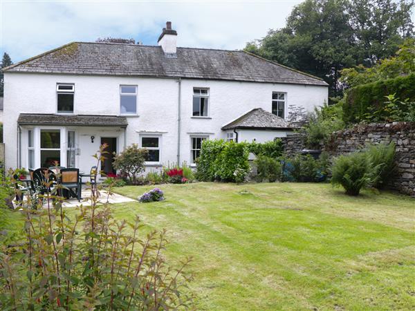 Camellia Cottage in Cumbria