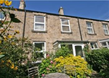 Camellia Cottage in Northumberland