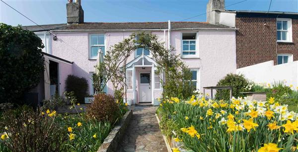 Camellia Cottage in Cornwall