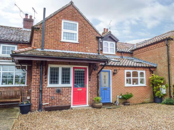 Cameron's Cottage in Norfolk