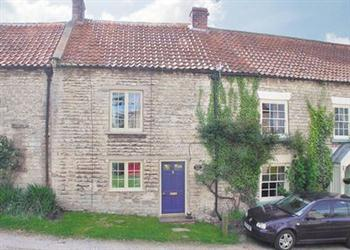 Camomile Cottage in North Yorkshire