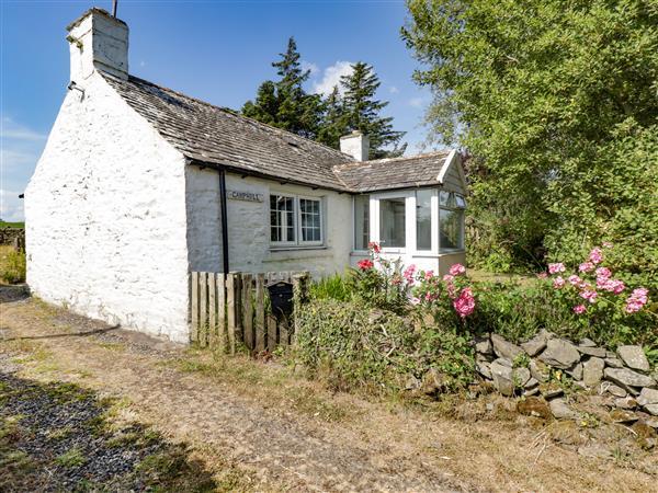 Camphill in Kirkcudbrightshire