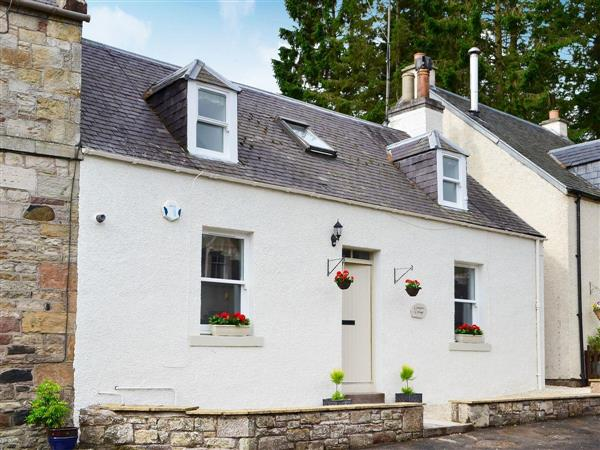 Campsie Cottage in Roxburghshire