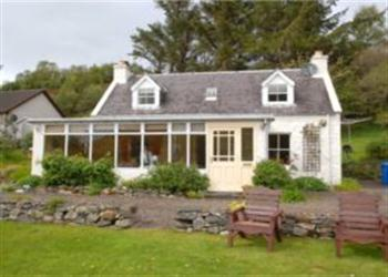 Camuslongart Cottage in Ross-Shire