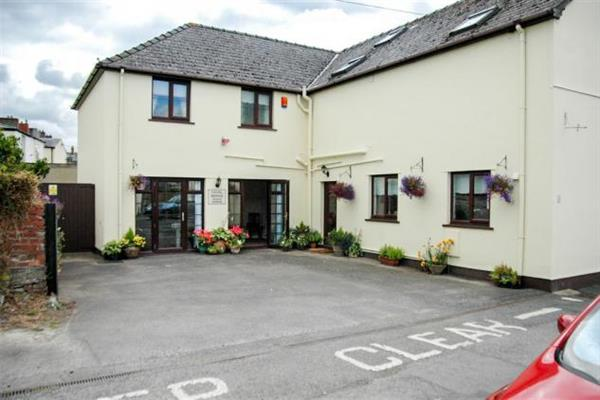 Canal House in Powys