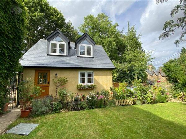 Candlewick Cottage in Oxfordshire