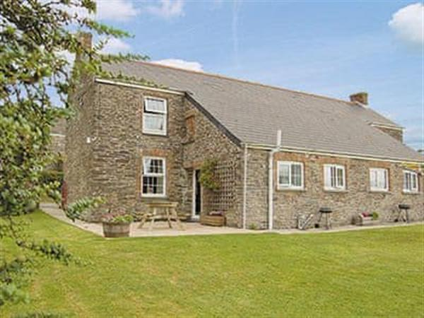 Cannalidgey Cottages - Meadow Cottage in Cornwall