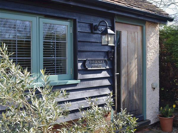 Canterbury Cottages - The Gardeners Cottage in Kent