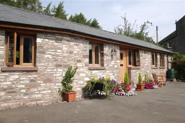 Cantref Coach House in Powys