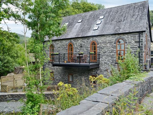 Capel Ebenezer in Powys