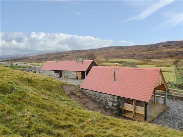 Capercaillie Cottage in Sutherland