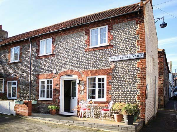 Captain's Cottage in Norfolk