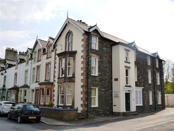 Carlton House Apartment 1  in Cumbria