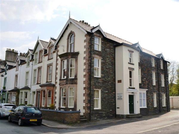 Carlton House Apartment 3  in Cumbria