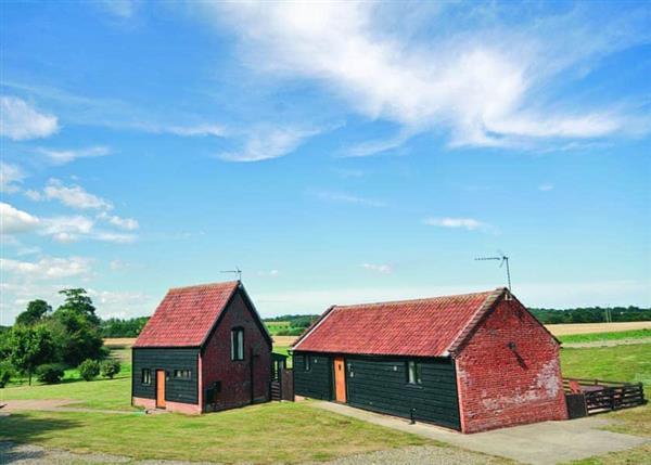 Carol's Cottage, Suffolk