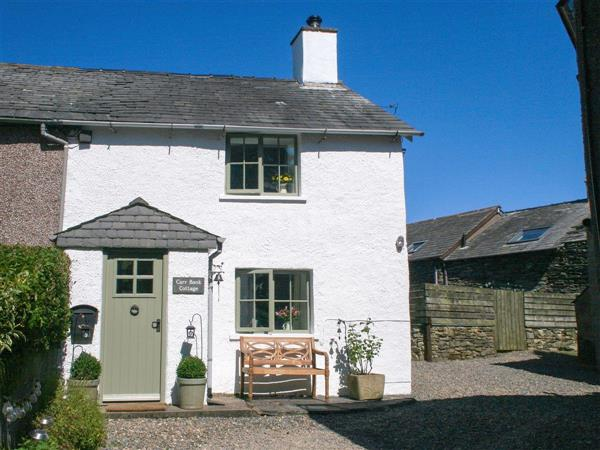 Carr Bank Cottage in Cumbria