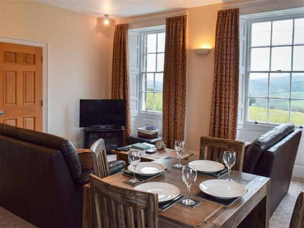 Carr View Hall Apartment 3 in North Yorkshire