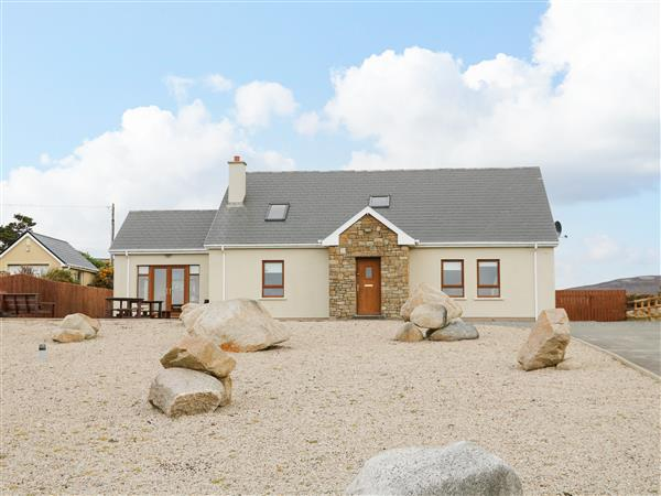 Carrick Cottage in County Donegal