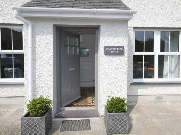 Cartrefler Enfys from Sykes Holiday Cottages