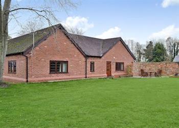 Cassia Grange Lodge in Cheshire