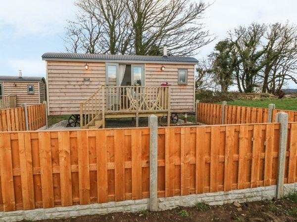 Cassie's Shepherd's Hut from Sykes Holiday Cottages