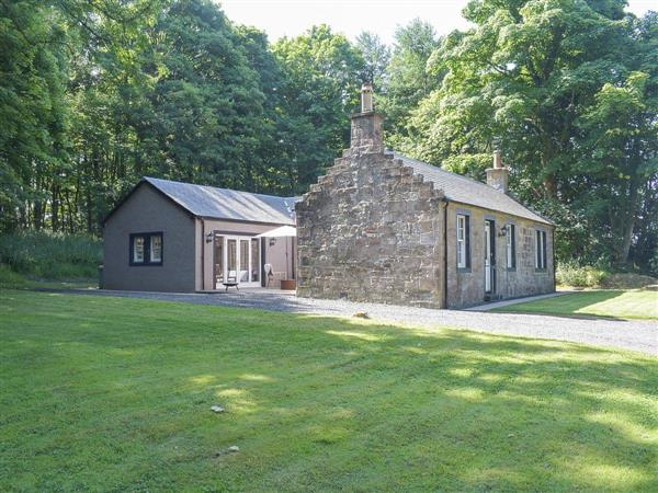 Cassilis Estate - The Gate Lodge in Ayrshire
