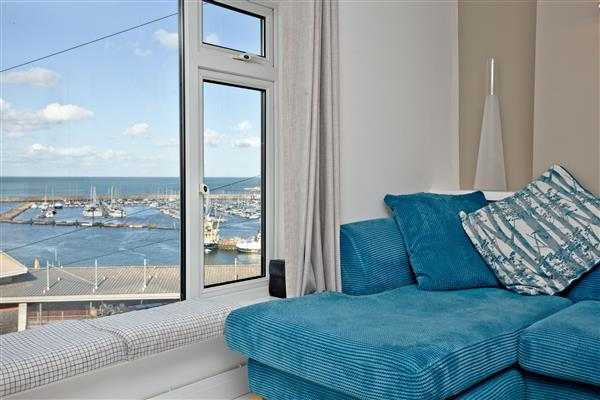 Castaway Cottage in Brixham, Devon
