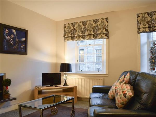 Castle Hill Apartment in Stirlingshire