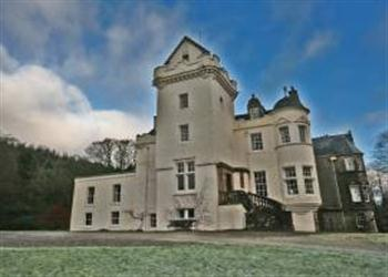 Castle Lachlan in Argyll