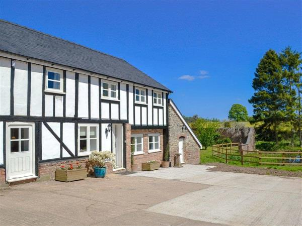 Castle Properties - The Hop Cottage in Herefordshire