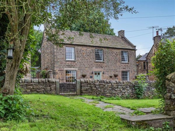 Catmint Cottage in Derbyshire