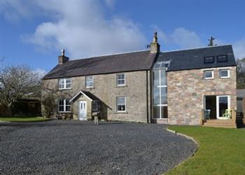 Cavers Mains Farmhouse  in Roxburghshire