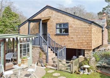 Cedar Barn in Cumbria