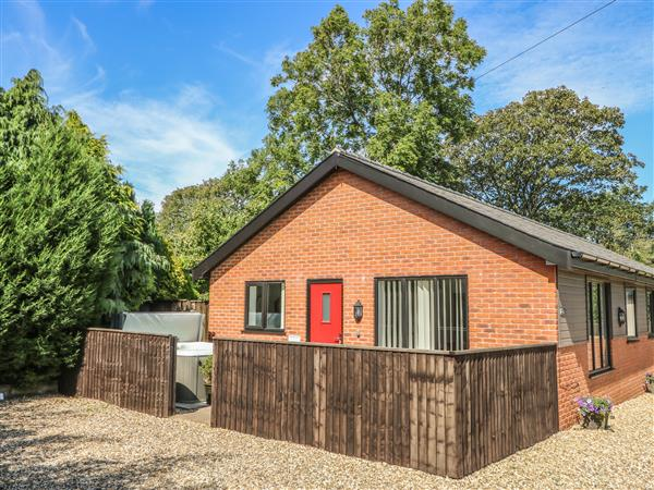 Cedar Cottage in Lancashire