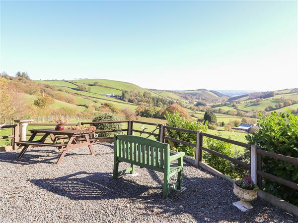 Cedar Cottage in Powys