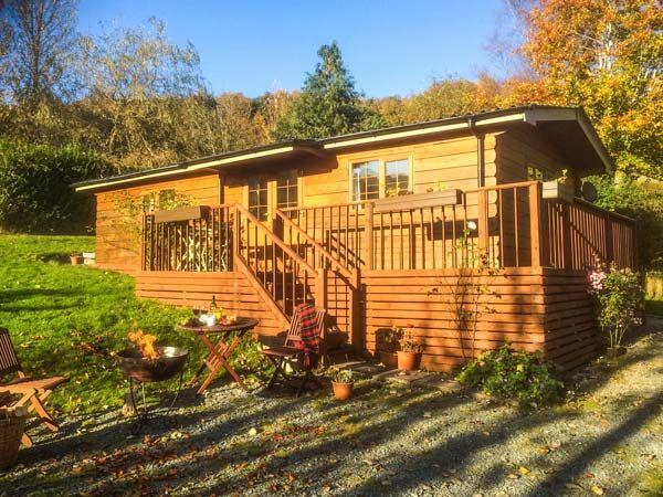 Cedar Lodge in Clwyd