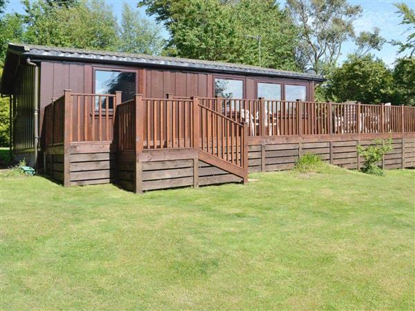 Cedar Lodge in Kirkcudbrightshire