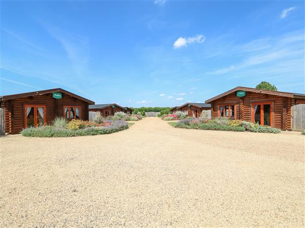 Cedar Lodge in Greetham, Leicestershire