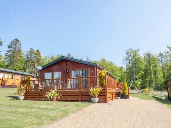 Cedar Lodge in Northumberland