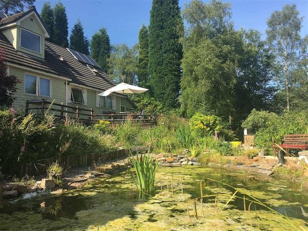 Cedar Lodge in Inverness-Shire
