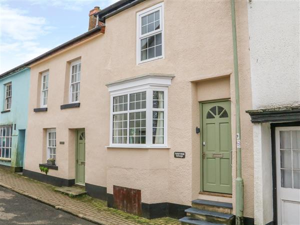 Cedarwood Cottage in Winkleigh, Devon